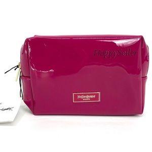 YSL Yves Saint Laurent Pouch Cosmetics Bag Case